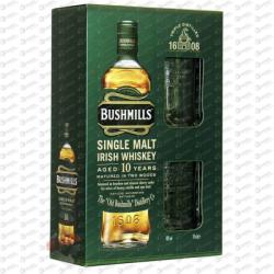 Bushmills 10 Years Whiskey 0,7L 40%