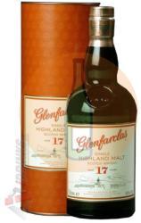 Glenfarclas 17 Years Whiskey 0,7L 43%