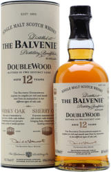 THE BALVENIE 12 Years Double Wood Whiskey 0,7L 40%