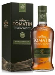 TOMATIN 12 Years Whiskey 0,7L 40%