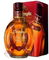 Dimple 15 Years Malt Whiskey 0,7L 40%