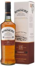 BOWMORE 15 Years Darkest Whiskey 0,7L 43%
