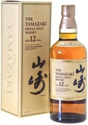 YAMAZAKI 12 Years Single Malt Whiskey 0,7L 43%
