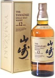 YAMAZAKI 12 Years Single Malt Whiskey 0,7L 43%