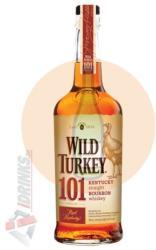 WILD TURKEY 8 Years 101 Proof Whiskey 0,7L 50,5%