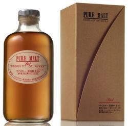 NIKKA WHISKY Pure Malt Red Whiskey 0,5L 43%