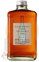 NIKKA WHISKY From the Barrel Whiskey 0,5L 51,4%