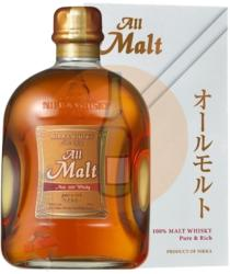 NIKKA WHISKY All Malt Whiskey 0,7L 40%