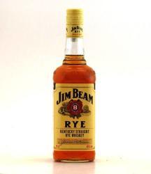 Jim Beam Rye Whiskey 0,7L 40%