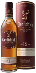 Glenfiddich 15 Years Whiskey 0,7L 40%