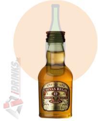 CHIVAS REGAL 12 Years Whiskey 0,05L 40%
