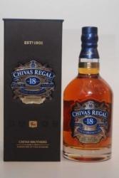 CHIVAS REGAL 18 Years Whiskey 0,7L 40%