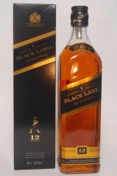 Johnnie Walker 12 Years Black Label Whiskey 0,7L 40%