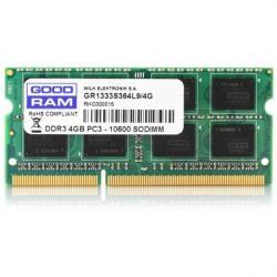 GOODRAM 4GB DDR3 1600MHz GR1600S364L11S/4G