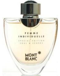 Mont Blanc Femme Individuelle Soul & Senses EDT 75ml Tester