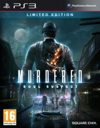 Square Enix Murdered Soul Suspect [Limited Edition] (PS3)