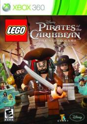 Disney LEGO Pirates of the Caribbean The Video Game [Family Hits] (Xbox 360)