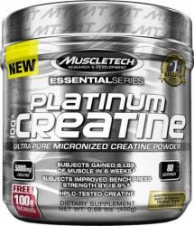 Muscletech Essential 100% Platinum Creatine - 400g