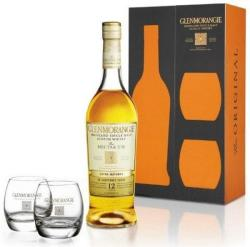 Glenmorangie 12 Years Nectar D'or Whiskey 0,7L 46%