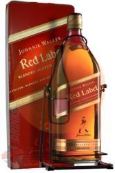 Johnnie Walker Red Label Whiskey 4,5L 40%