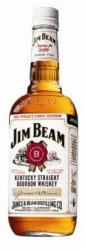 Jim Beam Whiskey 1L 40%