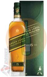 Johnnie Walker 15 Years Green Label Whiskey 0,7L 43%