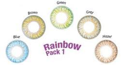 Colourvue TruBlends One-Day Rainbow Pack 1 (10) - napi - kiemelő