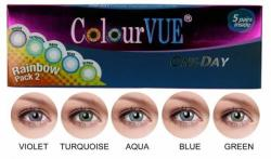 Colourvue TruBlends One-Day Rainbow Pack 2 (10) - napi - kiemelő