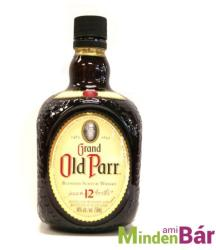 Grand Old Parr 12 Years Whiskey 1L 40%