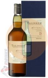 TALISKER 25 Years Whiskey 0,7L 45,8%