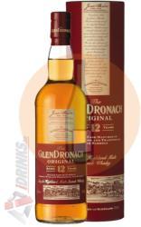 GlenDronach 12 Years Whiskey 0,7L 43%