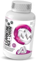 MaxxWin nutrition L-carnitine + HCA + Chrom - 90 caps