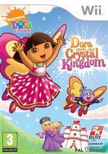 Take-Two Interactive Dora the Explorer Dora Saves the Crystal Kingdom (Wii)