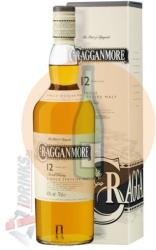 CRAGGANMORE 12 Years Whiskey 0,7L 40%