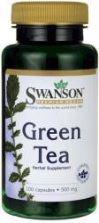 Swanson Zöld Tea kapszula - 100 db
