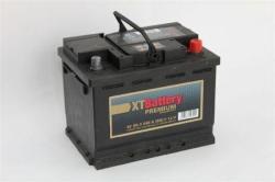 XT Battery Premium 62Ah 540A
