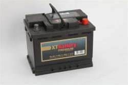 XT Battery Premium 55Ah 460A