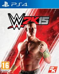 2K Games WWE 2K15 (PS4)