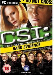 Ubisoft CSI: Crime Scene Investigation Hard Evidence (PC)