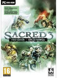 Deep Silver Sacred 3 [First Edition] (PC)