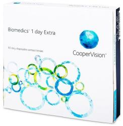 CooperVision Biomedics 1 day Extra (90) - Zilnice