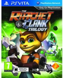 Sony Ratchet & Clank Trilogy (PS Vita)