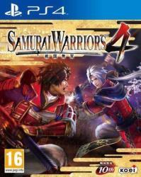 KOEI TECMO Samurai Warriors 4 (PS4)