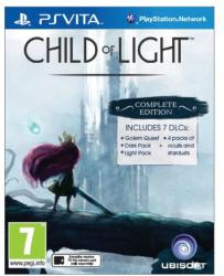 Ubisoft Child of Light [Complete Edition] (PS Vita)