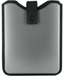 """4World Hard Case SlipIn 11.1"""" - Silver (08579)"""