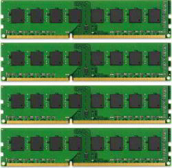 Kingston 32GB (4x8GB) DDR3 1600MHz KVR16R11D8K4/32I