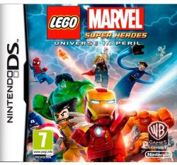 Warner Bros. Interactive LEGO Marvel Super Heroes (Nintendo DS)