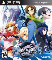 Aksys XBlaze Code Embryo (PS3)