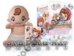 505 Games Cooking Mama World Babysitting Mama (Wii)