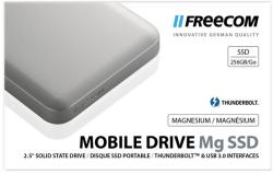 Freecom Mobile Drive Mg 256GB Thunderbolt & USB 3.0 56273